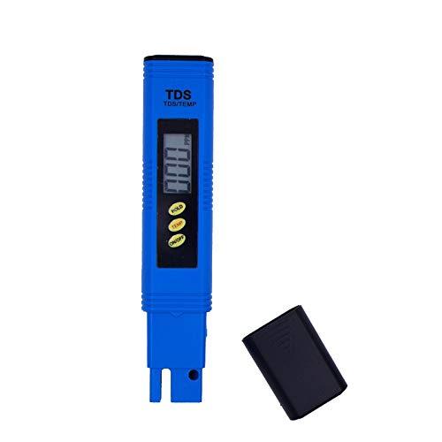 Shy-DPM, Digital PH Meter Automatische Kalibrierung 0,01 Und TDS Tester Titansonde Wasserqualitätstest Monitor Aquarium Pool (Farbe : TDS Meter)