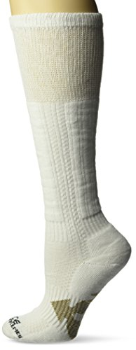 Carhartt womens Force Extremes Over the Calf Boot Casual Sock, White, Shoe Size 5-12 US