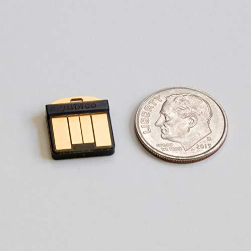 YubiKey 5 Nano (2 Faktor Authentifizierung, ultra kompakt) - 3