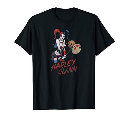 Harley Quinn Big Hammer T Shirt