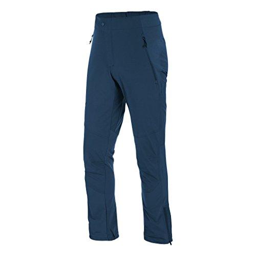 Salewa agner Orval DST m Pantalon imperméable pour Homme, Homme, Agner Orval DST M PNT, Bleu (Jean Sombre (Dark Denim))