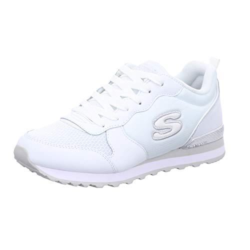 Skechers Damen Sneakers OG 85 Goldn Gurl Weiß, Schuhgr...