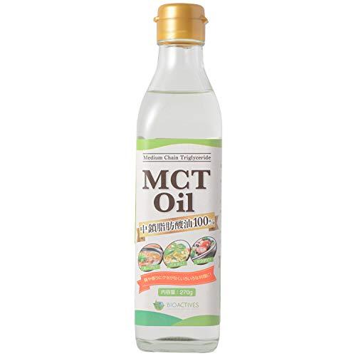 バイオアクティブズジャパン『MCTオイル』