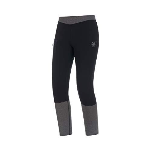 Mammut Damen Aconcagua Tights, Black-Black Melange, M