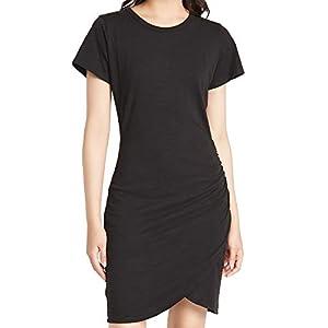 Pam & Gela Women's Wrap Tee Dress