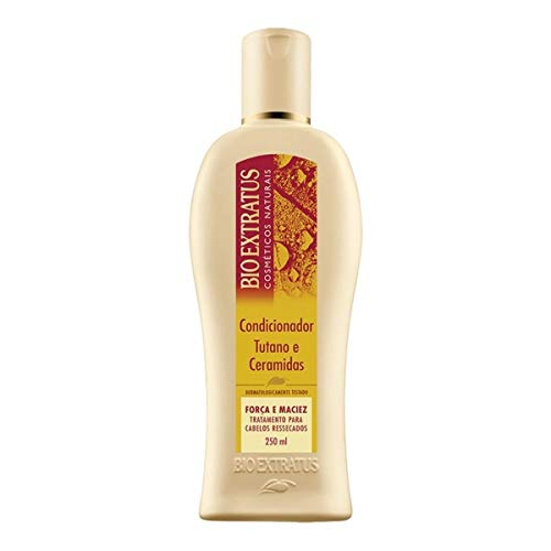 Linha Tutano (Forca e Maciez) Bio Extratus - Condicionador Condicionamento Intensivo 250 Ml - (Bio Extratus Marrow (Strength and Softness) Collection - Intensive Conditioning Conditioner 8.45 Fl oz)