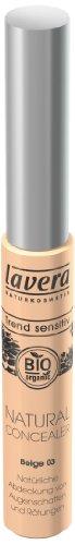 Lavera Natural Concealer Beige 03, 1er Pack (1 x 7 ml)