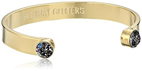Kate Spade New York Gold Patina Cuff Bracelet