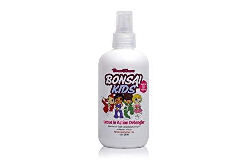 Bonsai Kids Hair Care Leave In Action Detangler, 8.5 Ounce