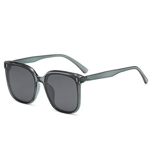 Magnifier Gafas de Sol polarizadas Hombres Mujeres Gafas de Sol Retro Hombre/Aire Libre Deportes Golf Ciclismo Pesca Senderismo Gafas Gafas de Sol,A
