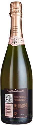 Veuve Clicquot Rosé Champagner mit Geschenkverpackung (1 x 0.75 l) - 3