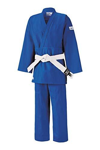 Mizuno Judogi Kodomo 350 g azul con cinturón (150)