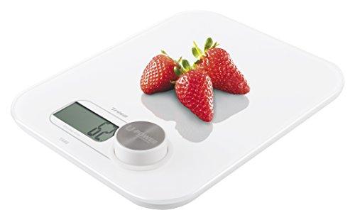 Trisa Electronics dinamo Kitchen Scale Bilancia da cucina bianco