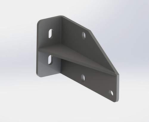 Vana deutschland GmbH Dachsparrenhalter für Markisen Dachadppter SPP060-Grau,1 Stück