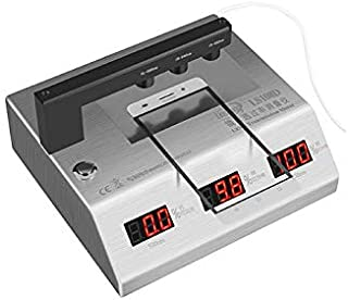 MeterTo Digital LCD UV Light Meter LS125 UV LED Intensity Energy Measurement 0-20000mW//cm2 0-9999999/μJ//cm2 with UVALED Probe 340nm-420nm