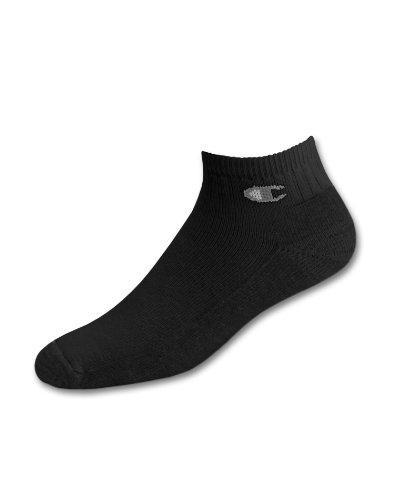 Champion Double Dry Men`s Full Cushion Quarter Socks - Best-Seller!
