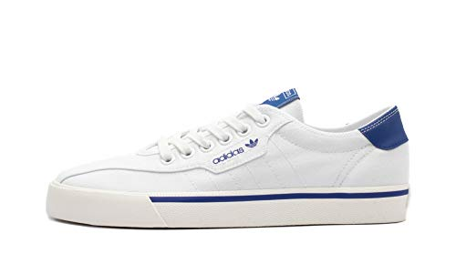 adidas Originals Love Set Super, Footwear White-Footwear White-Team Royal Blue, 4,5