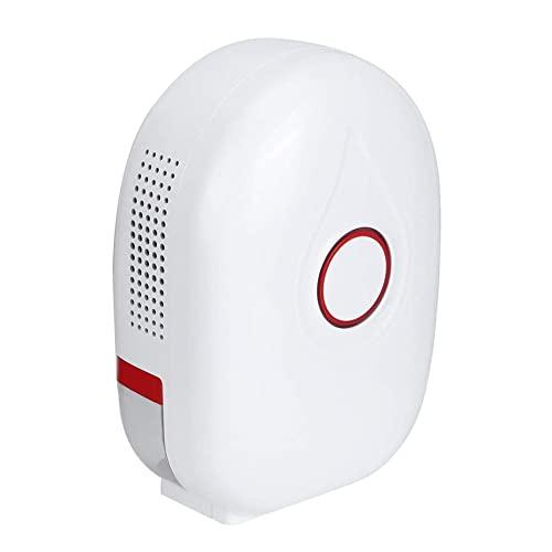 HBBOOI Deshumidificador, deshumidificación de Aire, deshumidificador de Coche doméstico, máquina de deshumidificación de Dormitorio extraíble 110-240V Rojo para el hogar