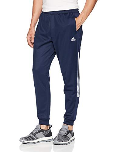 adidas Athletics Chaqueta casual para hombre, azul marino, talla grande