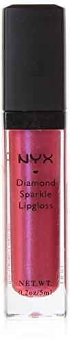 NYX Cosmetics Diamond Sparkle Gloss (Fuchsia)
