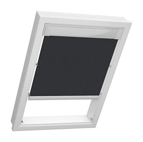 sun collection Dachfenster Thermo Rollos für Roto Fenster - Profilfarbe Weiß (auch mit silbernen Profilen erhältlich)