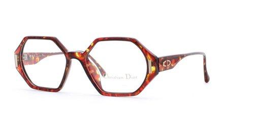 Christian Dior Damen Brillengestell rot rot