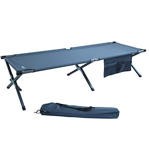 Meerweh Mixte - Adulte 20140 Easy Folding Lit de Camp...