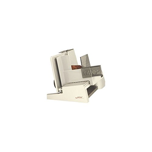 ritter solida 4 150W Edelstahl Schneidemaschine