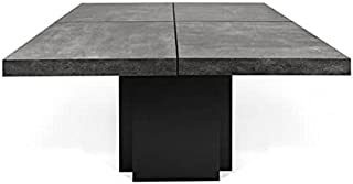 Amazon Fr Table Pied Central