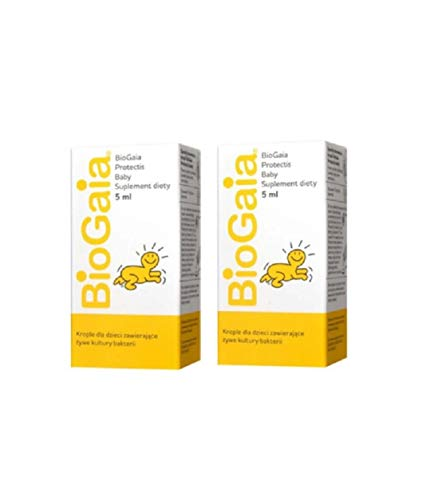 Biogaia Probitics 5ml (Pack of 2)