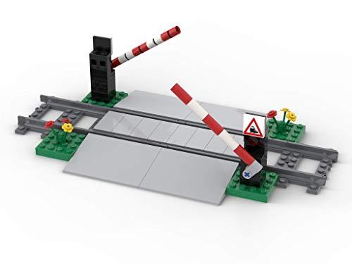 LEGO Bahnübergang / Level Crossing