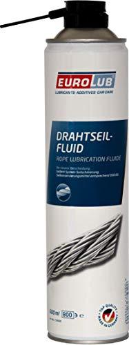 EUROLUB Drahtseil-Fluid Spray, 600 ml