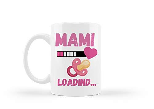 Mami Loadind, Lustige Motive Fototasse,...