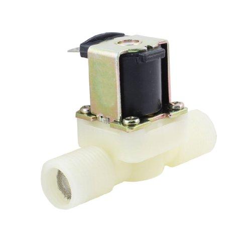 Sourcingmap® 1, 2PT Außengewinde Waschmaschine Magnetventil Wasser, AC 220V 50Hz FCD, 90A de