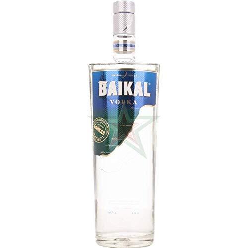 Vodka Baikal 1L russischer Wodka aus Sibirien mit Wasser aus Baikalsee