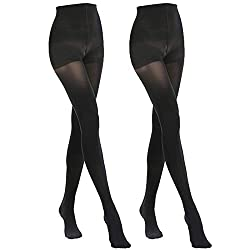 Opaque tights in microfiber with Enough Elastics, Comfortable Waistband & Cotton gusset Fit Perfectly, Stay Up, Durable, Not Fall Down, 100% New & High Quality Hand wash and well-designed, silky smooth and remarkably comfortable soft to wear Provide ...