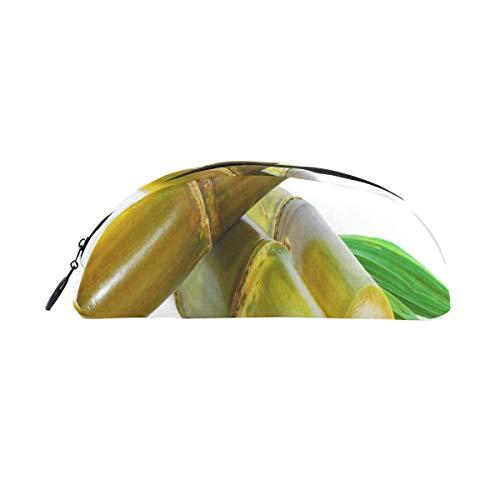 Schöne duftende Aloe Pflanze Stift Tasche Veranstalter Federmäppchen Tasche Reißverschluss kleine Make up Tasche Schreibwaren Studenten Klasse Kinder junge Teen Mädchen Schule College Campus Geschenk