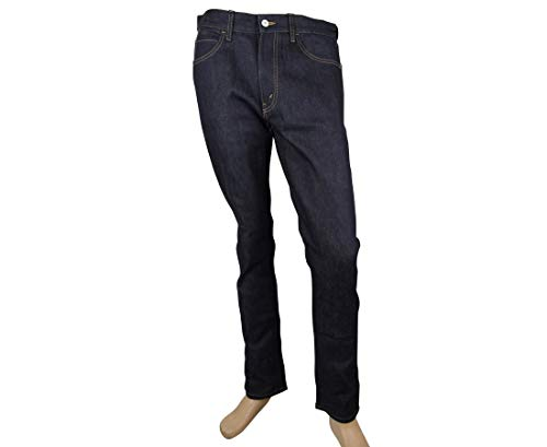 Gucci Men's Stretch Denim Dark Blue Cotton Elastane Jeans Pant 408636 4100 (US 32 R)