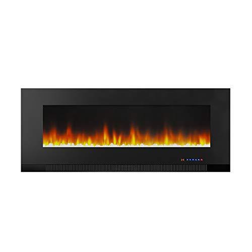 propane wall mount fireplace - 5