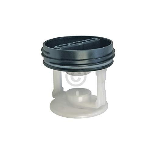 Filtro antipelusas de repuesto para Siemens Bosch como 00182430 Constructa CW61490/12 para bomba de desagüe de lavadora