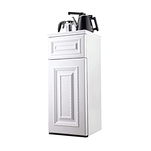 KJLY Hervidor eléctrico de acero inoxidable 304, dispensador de agua de ebullición multifunción, protección contra hervidos, estufa de café de té de oficina en casa (Color : B)