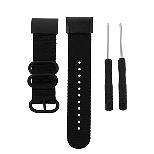 iplusmile Banda de Reloj Inteligente 1 PC Watch Strap Watch Wrist Band Compatible para Garmin Fenix3 HR / 935/5 / 6X