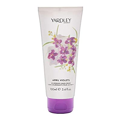 April Violets H&N Cream 100ml, Y9200020-6 from Yardley