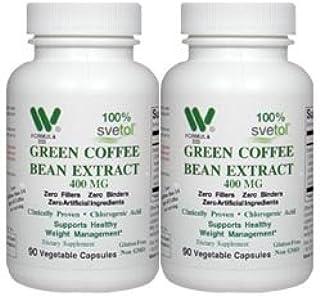 Svetol® Green Coffee Bean Extract 400 mg