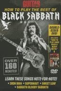 Guitar World -- How to Play the Best of Black Sabbath: DVD