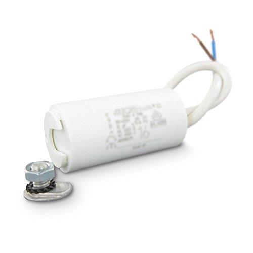 ICAR Betriebskondensator für Motoren, mit 3-µF-Kabel