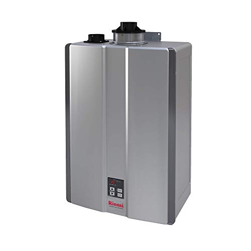 Rinnai RU Series Sensei SE+ Tankless Hot Water Heater: Indoor Installation, RU199in - Natural Gas/11 GPM