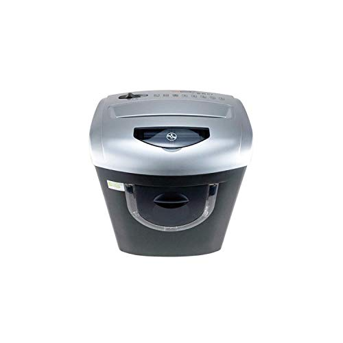 For Sale! XJJZS Mini Paper Shredder- Home Paper Shredder,7XA4 Sheets at a Time,Small Portable Mini P...