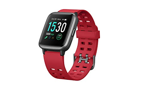 Leotec Smartwatch MultiSports Fit 814 Rojo LESW53R