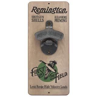 Remington Wand-Flaschenöffner